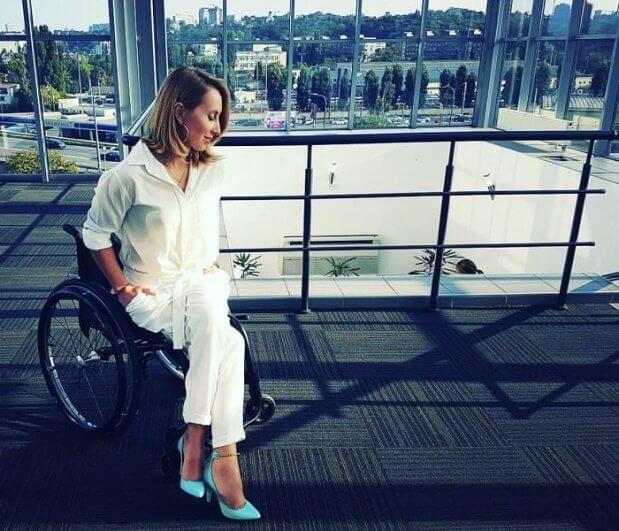 Ірина Орловська: «Щоб наблизити своє життя з інвалідністю до нормального, я завжди маю план Б, а то і В» ІРИНА ОРЛОВСЬКА ДОСТУПНІСТЬ ПРАЦЕВЛАШТУВАННЯ ТРАВМА ІНВАЛІДНІСТЬ