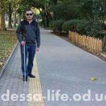 Світлина. Доступна ли Одесса для незрячих?. Безбар'ерність, инвалидность, незрячий, доступность, Одесса, комфортность
