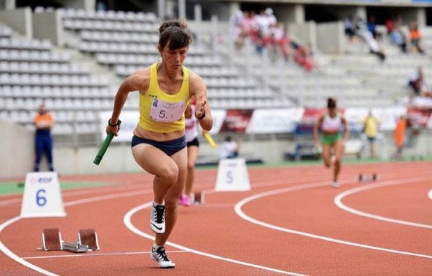Ольга Зазуляк: «Мрію не лише виступити на Паралімпіаді, а й вибороти там одну з медалей!»