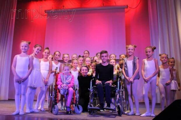 «Щелкунчик» зажжет новые звезды в Мариуполе. мариуполь, щелкунчик, балет, инвалидная коляска, спектакль