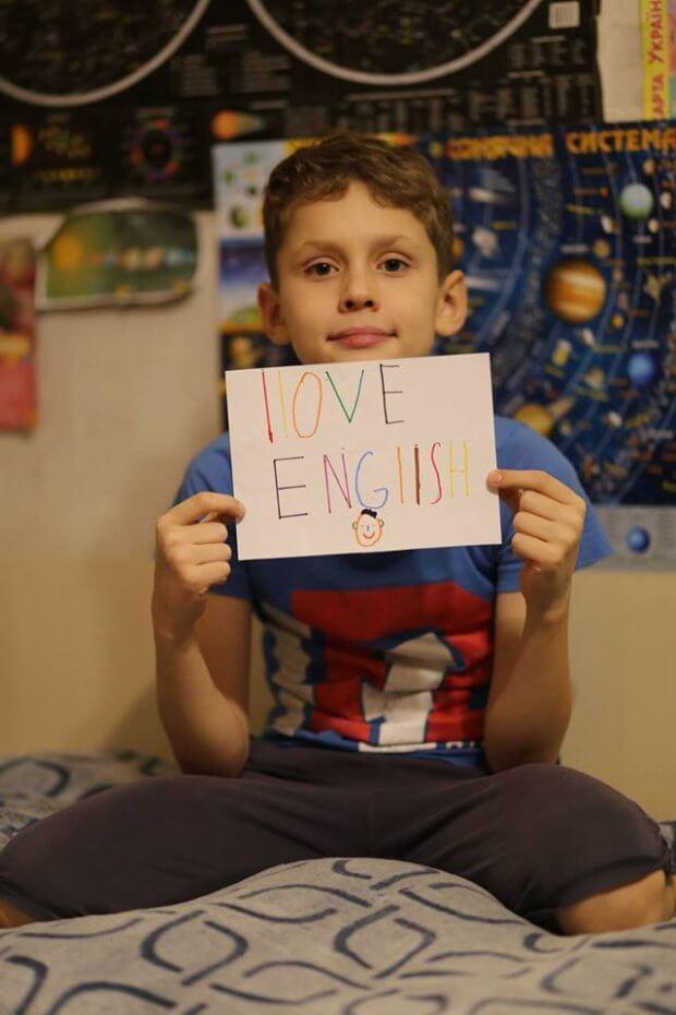 Для дітей з проблемами слуху та зору створили онлайн-школу англійської мови. англійська мова, волонтер, онлайн-школа, переселенец, інвалідність