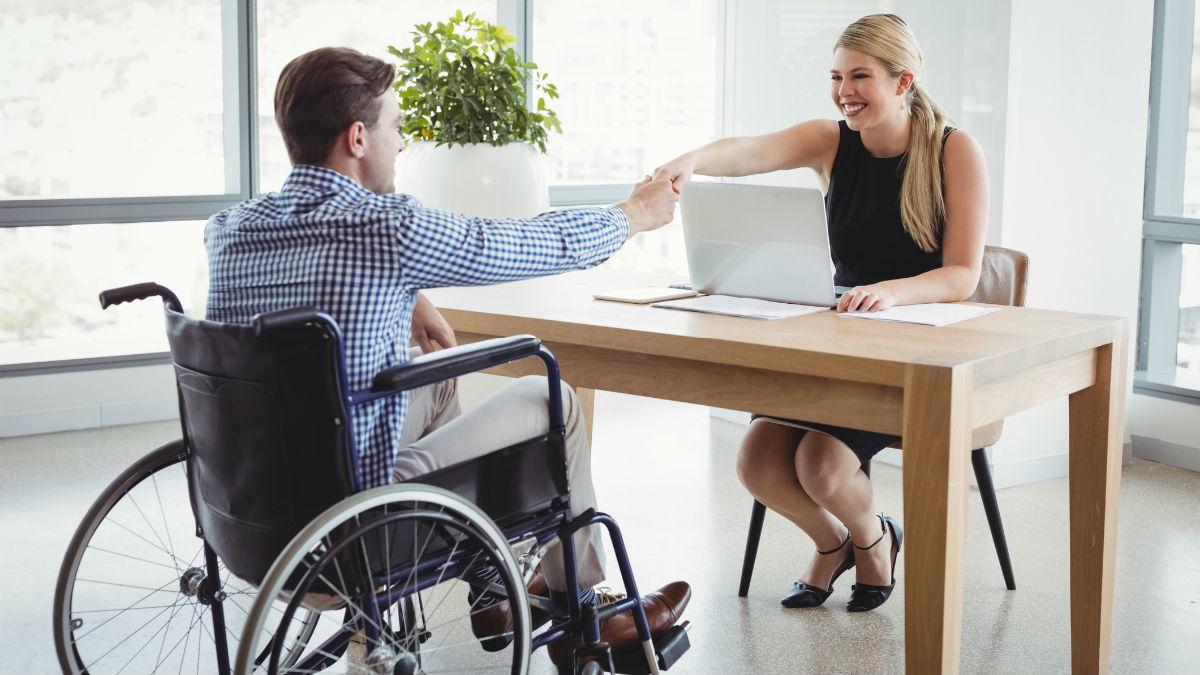 Людина з інвалідністю на підприємстві: що потрібно знати роботодавцю про пільги
