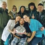 Поранений атовець з Вінниччини знайшов дружину в шпиталі