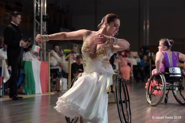 20 МЕДАЛЕЙ ДЛЯ УКРАЇНИ! 13 золотих, 5 срібних і 2 бронзові медалі – блискуча перемога команди паралімпійців танців на візках. польща, змагання, паралимпиец, танці на візках, чемпіонат