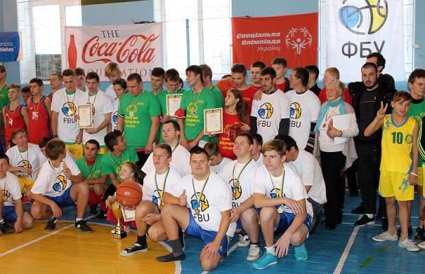 У Смілі відбулися баскетбольні змагання Спеціальної Олімпіади України. сміла, спеціальна олімпіада україни, баскетбол, змагання, інвалідність