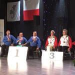 Світлина. 20 МЕДАЛЕЙ ДЛЯ УКРАЇНИ! 13 золотих, 5 срібних і 2 бронзові медалі – блискуча перемога команди паралімпійців танців на візках. Спорт, змагання, паралимпиец, чемпіонат, Польща, танці на візках