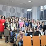 Світлина. Експерти з України та США вчили франківських педагогів працювати з інклюзивними учнями. Навчання, інклюзія, особливими освітніми потребами, інклюзивна освіта, Івано-Франківськ, експерт