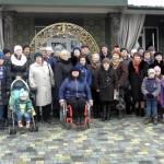 """Наші краяни взяли участь у семінарі """"Роль народних ремесел в психологічній і фізичній реабілітації людей з інвалідністю"""""""