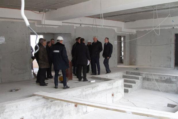 Вячеслав Непоп: «У 2019 році у Дарницькому районі відкриємо садок із групами для реабілітації дітей із ДЦП». дцп, київ, реконструкція, садок, інклюзивна група