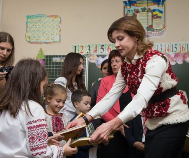 Усі регіони України долучилися до проекту Марини Порошенко по впровадженню реформи інклюзивної освіти. івано-франківська область, марина порошенко, меморандум, особливими освітніми потребами, інклюзивна освіта