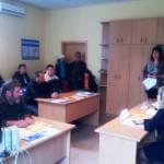 У місті Знам'янка провели для громадян з інвалідністю ярмарок вакансій