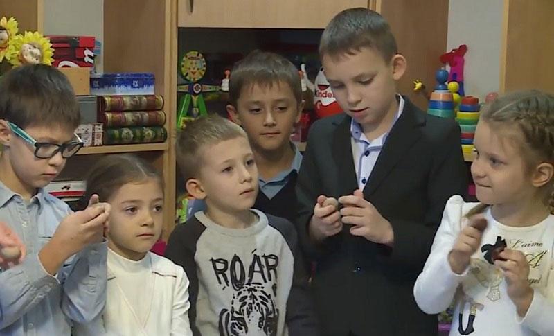 У центрі реабілітації дітей-інвалідів «Дитячий Радоніж» показали результати роботи (ВІДЕО)