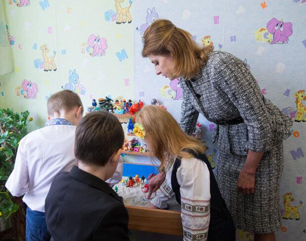 Інтерв'ю з Мариною Порошенко: результати реформи інклюзивної освіти за два роки. марина порошенко, особливими освітніми потребами, інвалідність, інклюзивна освіта, інклюзія