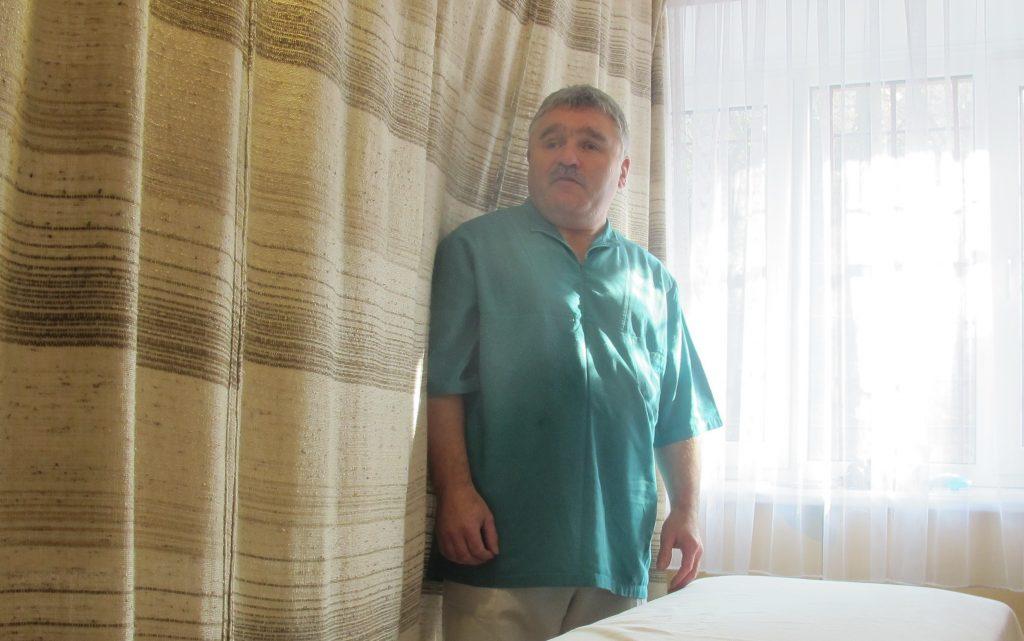 Незрячий масажист зі Львова: «Треба не шкодувати незрячих, а правильно допомагати»