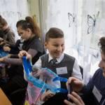 Світлина. Полтавська область долучилася до проекту Марини Порошенко з розвитку інклюзивної освіти. Навчання, інклюзивна освіта, Марина Порошенко, ІРЦ, меморандум, Полтавщина