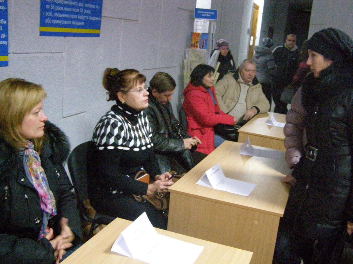 В Олександрії відбувся Ярмарок вакансій для громадян з інвалідністю