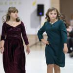 Світлина. Особливі тернопільські дітки стали моделями. Новини, інвалідність, Тернопіль, модель, показ мод, дефиле