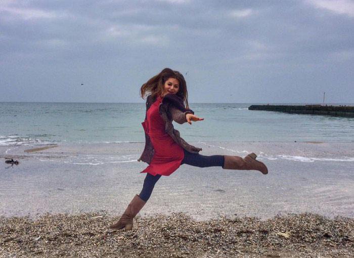 Діана Подолянчук: «Незважаючи на інвалідність по слуху, коли я танцюю, то чую музику, чую вібрації підлоги»