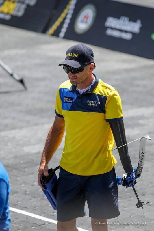 Військовий із Буковини, який втратив руку, став переможцем на «Іграх нескорених» у Сіднеї. ігри нескорених, олександр зозуляк, ветеран ато, змагання, поранення
