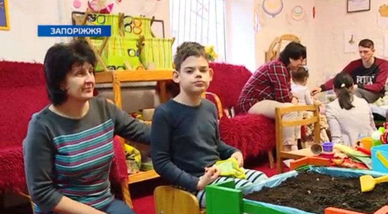 Для дітей з особливими потребами заснували проект «Гарденотерапевтичний сад для особливих людей» (ВІДЕО)