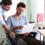 Служба зайнятості допомогла близько семистам громадянам з інвалідністю знайти роботу