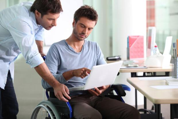 Служба зайнятості допомогла близько семистам громадянам з інвалідністю знайти роботу ЧЕРКАСЬКА ОБЛАСТЬ БЕЗРОБІТНИЙ ПРАЦЕВЛАШТУВАННЯ СЛУЖБА ЗАЙНЯТОСТІ ІНВАЛІДНІСТЬ