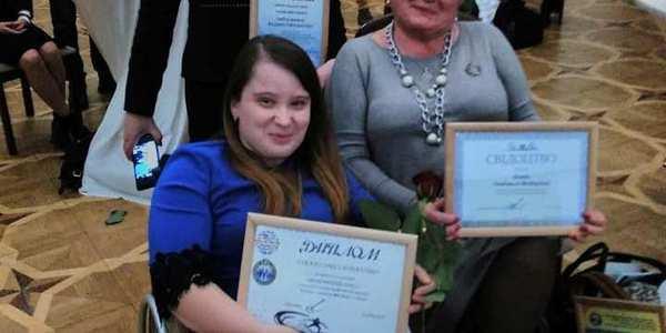 Олеся Сакало стала відкриттям року конкурсу «Кращий соціальний Web Surfer м. Києва-2018»