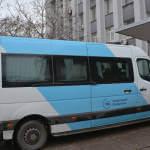 Світлина. У Маріуполі працює «Соціальне таксі» для людей з інвалідністю. Безбар'ерність, інвалідність, послуга, соціальне таксі, Мариуполь, поїздка