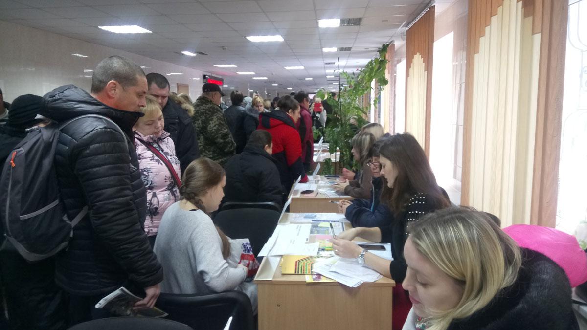 Без обмежень: у Кропивницькому відбувся ярмарок вакансій для громадян з інвалідністю
