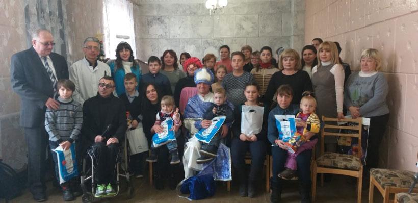 У Краматорську 17 дітей з вадами слуху отримали слухові апарати (ФОТО)