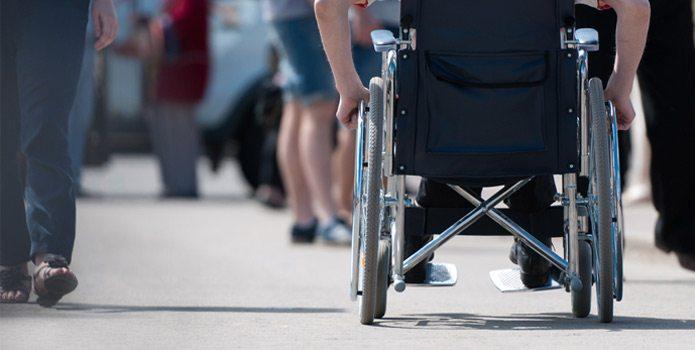 Реалізація прав 3 млн українців з інвалідністю не можлива без створення в Україні дієвої безбар'єрності в будівлях та інфраструктурі