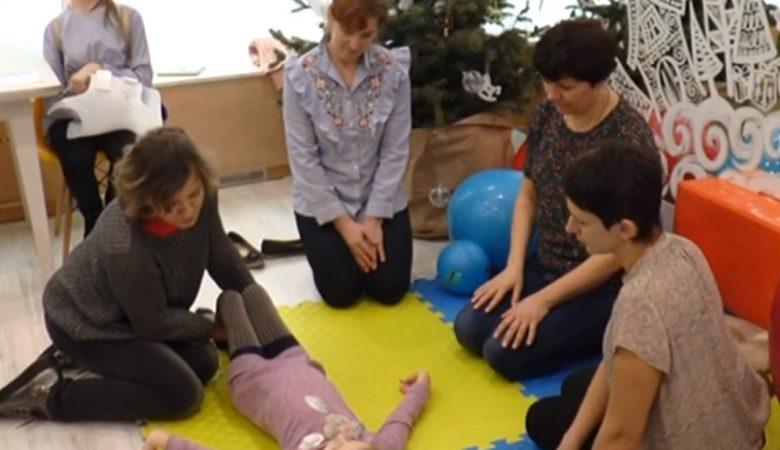 У Харкові консультували батьків дітей зі спінальною м'язовою атрофією (ВІДЕО)