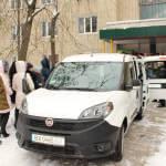 У Славуті з'явилося соціальне таксі