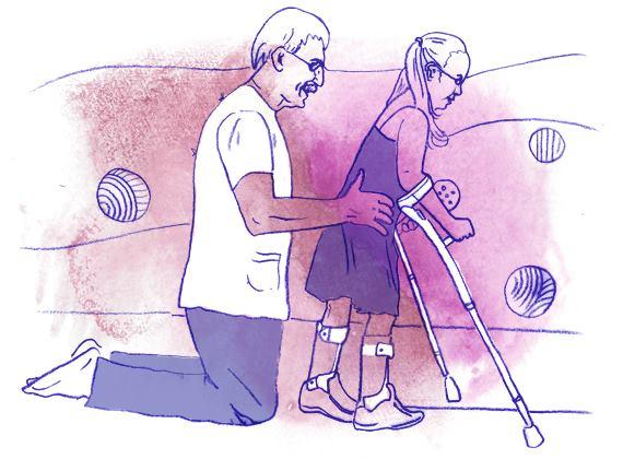 ДЦП: обзор методик реабилитации