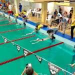 Чемпионат Украины по плаванию прошел в каменском «МиКомпе» (ФОТО)