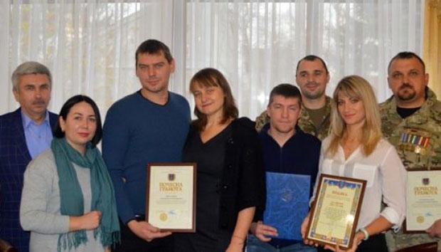 В Одесі вшанували захисників країни з інвалідністю