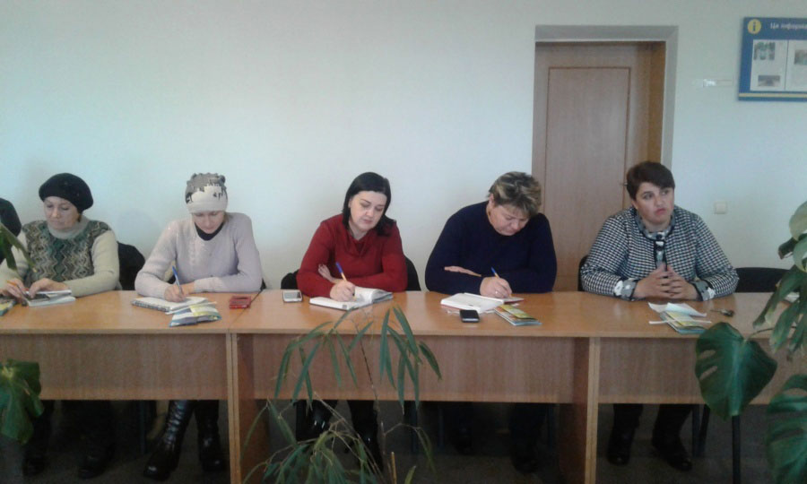 У Благовіщенському на засіданні круглого столу обговорили зайнятість для людей з інвалідністю (ФОТО)