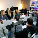 Світлина. В Мариуполе прошел тренинг в направлении самозанятости и саморазвития для лиц с инвалидностью. Робота, инвалидность, тренинг, Мариуполь, центр занятости, самозанятость