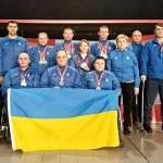 Національна паралімпійська збірна команда з кульової стрільби тріумфувала на чемпіонаті Європи