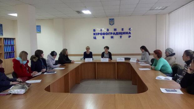 Провідні роботодавці Кропивницького обговорили питання працевлаштування людей з інвалідністю. кропивницький, круглий стіл, працевлаштування, роботодавець, інвалідність