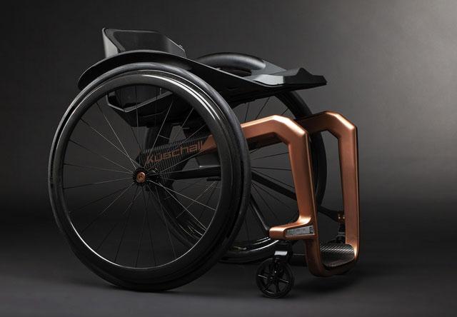 Створено зручний інвалідний візок із графену (ВІДЕО)