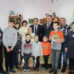 Анатолій Олійник наголосив на важливості інтеграції дітей, які мають обмежені можливості, у суспільство