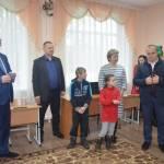 Світлина. Вже 14 інклюзивно-ресурсний центр 29 грудня відкрили на Рівненщині. Навчання, інклюзія, особливими освітніми потребами, ІРЦ, освітня реформа, Гоща
