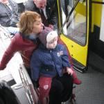 Весь городской транспорт Киева будет доступным для маломобильных пассажиров – КГГА