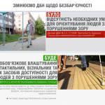Світлина. Опубліковано нові ДБН щодо інклюзивності будівель і споруд — вони вступлять в дію 1 квітня. Закони та права, інвалідність, доступність, ДБН, інклюзивність, будівля
