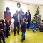 Світлина. На Богородчанщині відбувся традиційний «Зимовий Благодійний бал» для дітей з обмеженими функціональними можливостями. Реабілітація, інвалідність, допомога, підтримка, Богородчани, Зимовий Благодійний бал