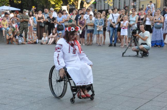 Сколько в Одессе тратят денег на людей с инвалидностью?