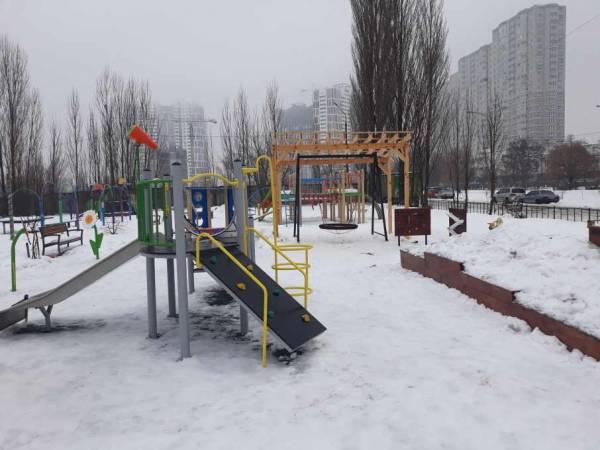 В Киеве создали инклюзивную зону здоровья