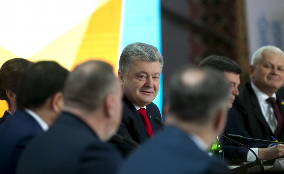 Глава держави: Щорічно кількість дітей в інклюзивних класах зростає, бо нова українська школа пристосована до потреб кожної дитини