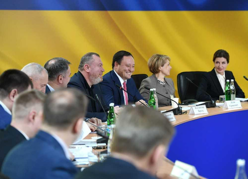 Марина Порошенко назвала Дніпропетровську ОДА лідером з впровадження інклюзивної освіти